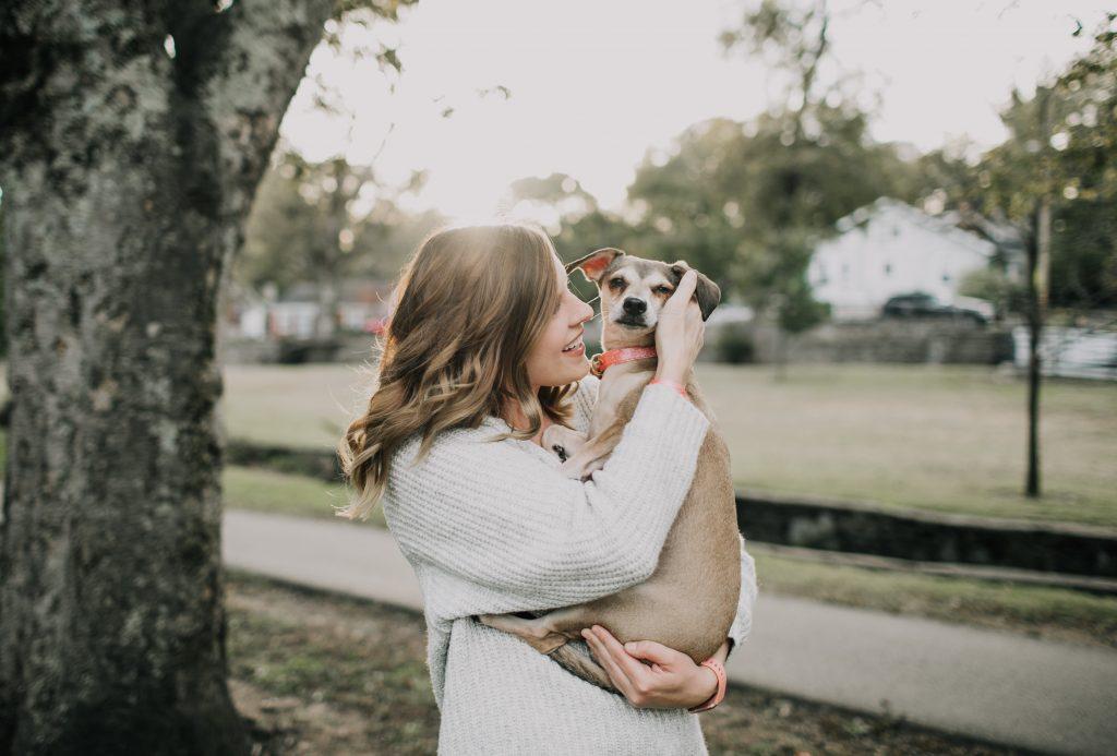 pexels lauren whitaker 1975989 7 raisons pour lesquelles les chiens vous embrassent